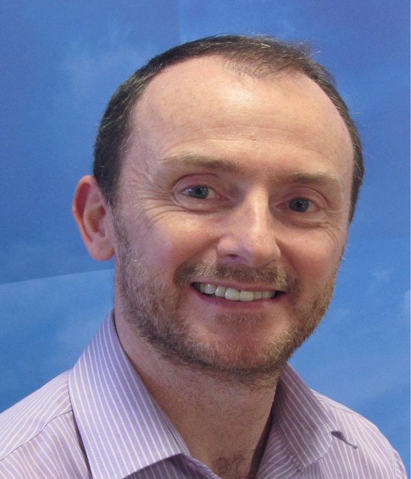 Colin Gove - Chief Financial Officer