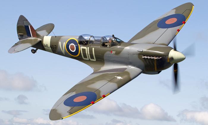 Spitfire ML407