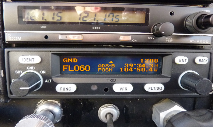 Case Study - ADS-B install in a Mooney