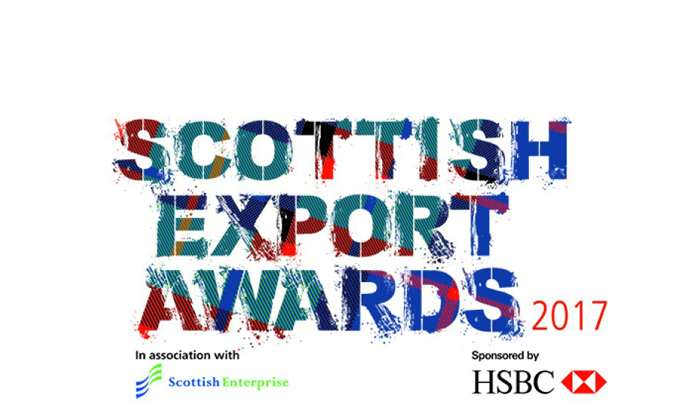 Shortlisted in top Scottish Export Awards