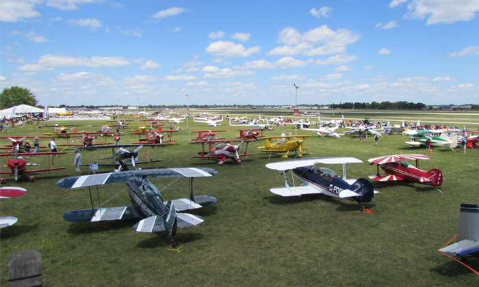 Visit Trig at Air Venture - Booth 3130 Hangar C