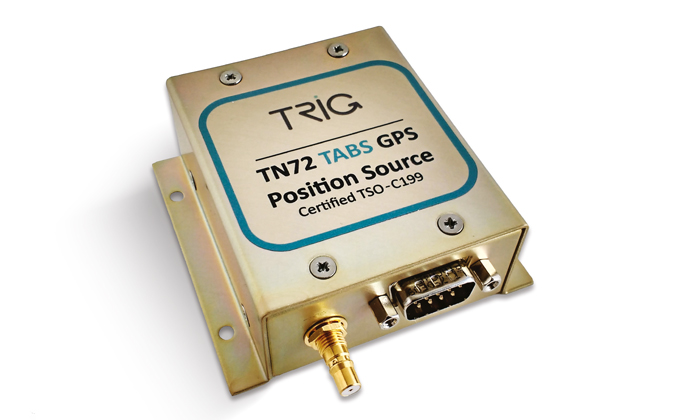 Trig TN72 - Minor Change Approval is now available for EASA Certified Aircraft