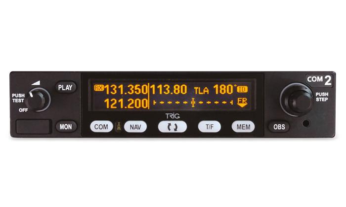 The TX56/56A and TX57/57A – Nav/Com