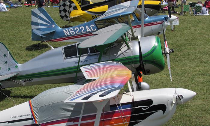 Visit Trig at EAA AirVenture Oshkosh