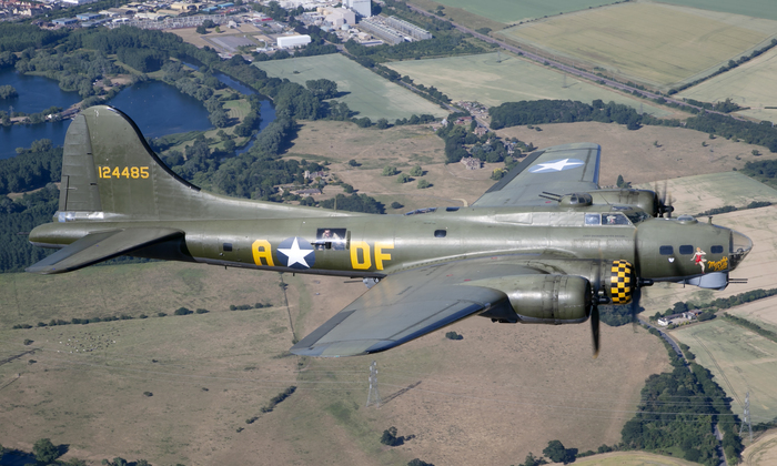Sally B – The Flying Memorial Adopts ADS-B